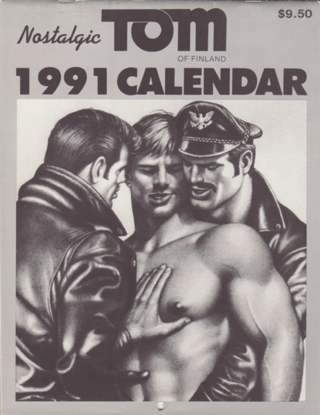 Look at gay comics like Tom of Finland and The Hun to see that ...