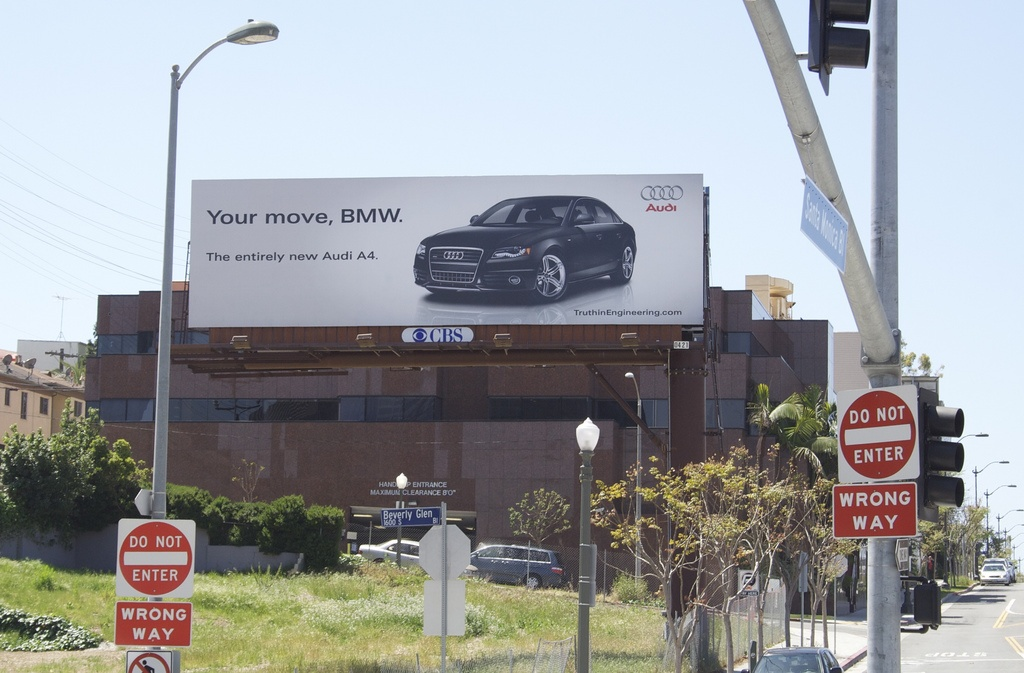 Marketing Magic Bmw And Audi Show Us How It S Done