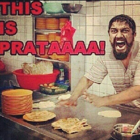 This is paratha!!