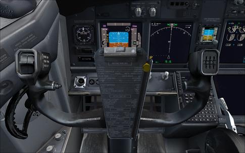 飞机驾驶舱里所有的控制器都有什么用?