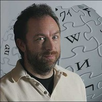 What is Jimmy Wales's favorite book?